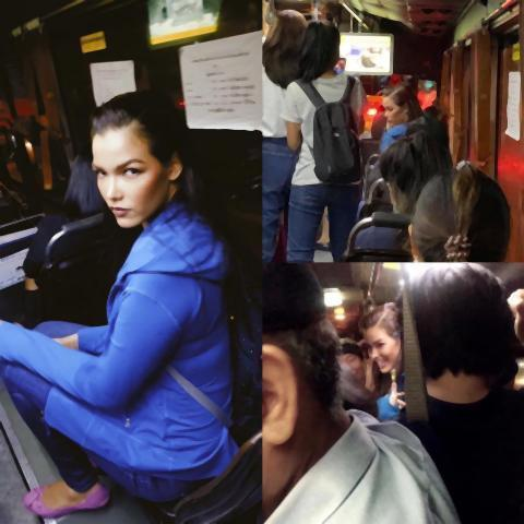 pict-Miss Universe seen on public bus 2.jpg